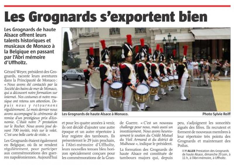 L'Alsace 2014-06-24 Grognards