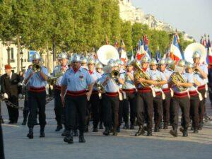 Musique de la Brigade des Sapeurs Pompiers de Paris