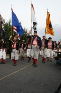 Les Swiss Mariners de Bâle (CH)