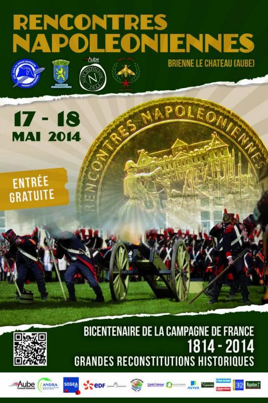 affiche rencontres napoleonniennes