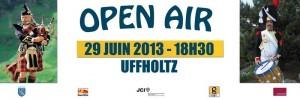 bache open air 2013